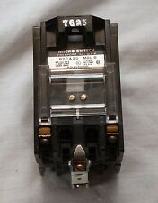 MICRO SWITCH RYC A 20  MICROSWITCH MDL B RELAY 600 V VOLT FREE SHIPPING