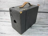 Rare Antique Kodak No. 2A  Brownie Box Camera #116, For Repair/Prop/Part