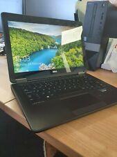 Dell Laptop - E7250 - Touchscreen - High Spec