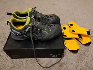 Salewa Wildfire Pro Approach Shoes Size 9 Mens