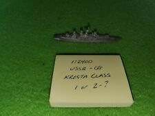 Alnavco Superior 1/2400 Modern Era Kresta Ii Class Cruiser Miniature Ussr Cg(X2)