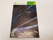 Halo: Combat Evolved -- Anniversary Edition Manual Booklet ONLY!! (XBOX 360)