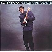 Robert Cray - Strong Persuader CD (1986), Blues, Smoking Gun, Foul Play