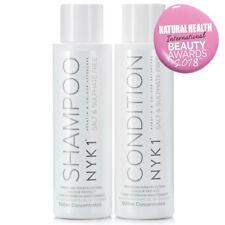 NYK1 Salt Free Sulphate Free Aftercare Shampoo and Conditioner Keratin Colour
