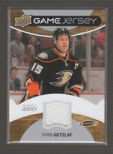 [67394] 2012-13 UPPER DECK GAME JERSEY RYAN GETZLAF #GJ-RG