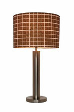 Lampe de table marron modernes pour la maison