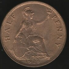 More details for 1928 george v halfpenny coin | british coins | pennies2pounds