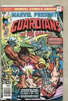 Marvel Presents #9-1977 vf 8.0 Guardians Of The Galaxy