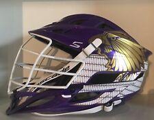 Iroquois Nationals Lacrosse Helmet - S