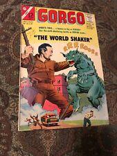 "1964 CDC Gorgo ""the World Shaker"" Comic July Vintage Rare"