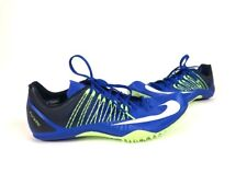 Nike Zoom Celar 5 Mens Track Sprint Blue Green Shoes ( 629226-413 ) Size 13