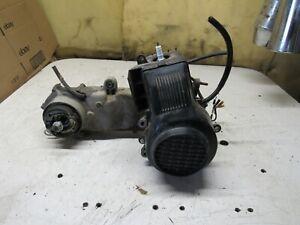1987 Honda Spree NQ50 50 Running Motor