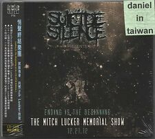 Suicide Silence: Ending is the beginning - Mitch Lucker (2014) CD DVD OBI TAIWAN