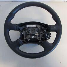 Volante sterzo senza airbag 6015847 Nissan Almera Mk2 N16 (19564 20G-2-E-16)