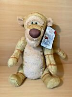 Disney Christopher Robin Winnie The Pooh Tigger Soft Toy Jointed Plush BNWT