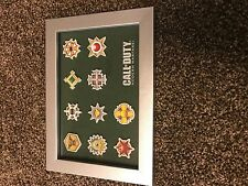 Call of Duty: Infinite Warfare/Modern Warfare Icon Series Patch Display Frame
