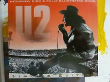 U2 Limited Edition Interview Disc and Illustrated Book/Sam 7003