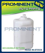 Radiator Coolant Overflow Bottle Tank Reservoir w/ Cap For 98-02 Accord