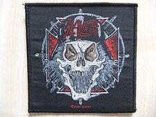 Aufnäher - Patch - Slayer - Wehrmacht - Overkill - Metallica - Megadeth - Exodus