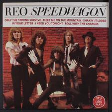 REO SPEEDWAGON: Reo Speedwagon 45 (UK, PC, 33 1/3 EP) Rock & Pop
