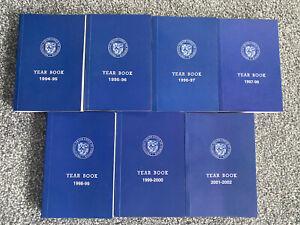 Freemason Books. Five Provincial Grand Lodge of Norfolk Year Books 1994 -2002