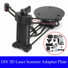3D Open Source DIY Advanced Laser 3D Scanner kit with C270 Camera Ciclop 3D