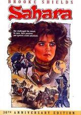 Sahara DVD 1983 Brooke Shields 30th Anniversary Edition