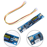 "Universal CCFL Inverter LCD Laptop Monitor 2 Lamp 10-28V for 10-26"" Widescr_gu"