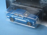 Hot Wheels 1970 Ford Escort RS1600 Blue Body USA issue in BP 70mm Fast Furious B