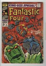 FANTASTIC FOUR ANNUAL no. 6 1st appearance Annihilus VG 4.0 0903
