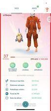 Compte/Account Pokémon Go - Lvl 37 - Shiny - Chromatique - Legendary
