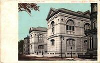 Vintage Postcard - 1905 Undivided Back Lenox Library New York City NY #4566