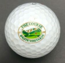 The Course Wente Vinyards Logo Golf Ball (1) Maxfli Tungsten 90 PreOwned