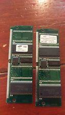 Adobe Hp Printer PostScript Simm Memory Module Lot # C3198-60151 & C4708-60157