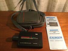 EXERGEN Microscanner E Autozero Electrical inspection infrared heat scanner