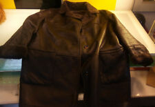 Bod & Chistensen Women's Leather and Sheepskin Jacket good condition size 12