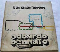 EDOARDO BENNATO LP IO CHE NON SONO L'IMPERATORE 33 GIRI ITALY SMRL6149 VG+/EX