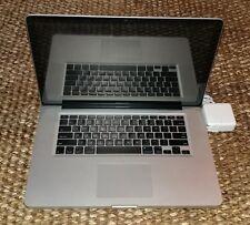 "Apple MacBook Pro A1286 15"" 320GB HD 4GB Core i5 2.4GHz HD Graphics 288MB 102"