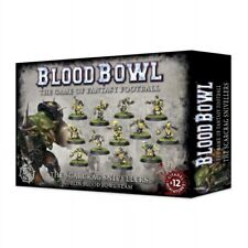 The Scarcrag Snivellers - Squadra Goblin Blood Bowl