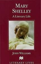 Mary Shelley: A Literary Life (Literary Lives), New Books