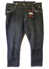 Lions Crest by English Laundry Mens Size 44X30 Hendrix Straight Fit Jeans New