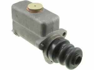 For 1980 International S1824 Brake Master Cylinder Dorman 86758QZ