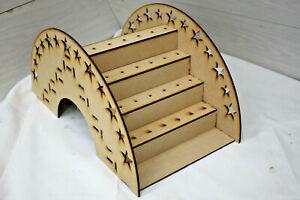 A157LOLLIPOP DISPLAY donut doughnut wall stand candy cart sweet holder wedding
