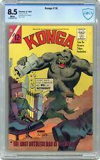Konga #19 CBCS 8.5 1964