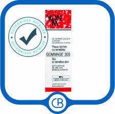 Yonka Gommage 305 Soft Peel Dry Sensitive Skin 1.8oz(50ml)