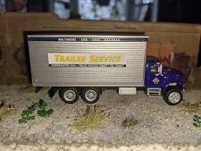 1/87 Ho Scale Custom B&O International Box Truck