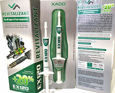 XADO EX120 KFZ Auto Additiv für alle Typen der Einspritzanlagen Kraftstoffpumpen