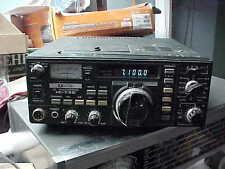 ICOM IC-730 HAM RADIO TRANSCEIVER WITH POWER CORDS