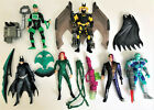 Batman+%26+Robin+and+Forever+Movies+Lot+of+6+Loose+Action+Figures%2C+Complete%2CKenner