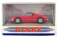 DINKY Various diecast model cars CHEVY FERRARI VW MERCEDES TUCKER TORPEDO 1:43